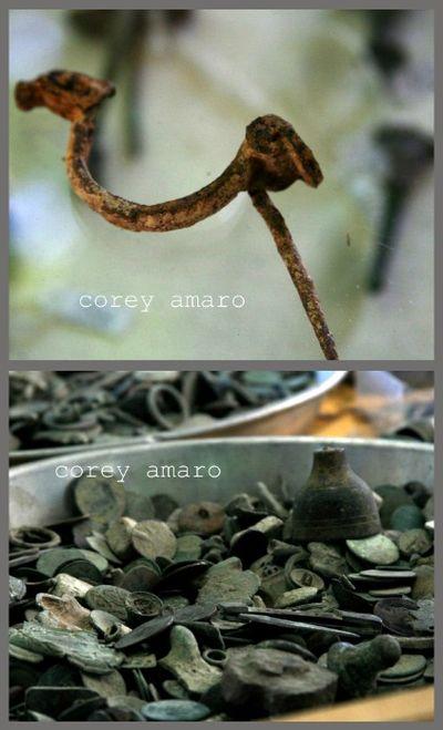 Roman artifacts provence