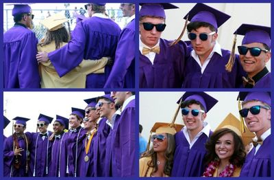Willows high graduation