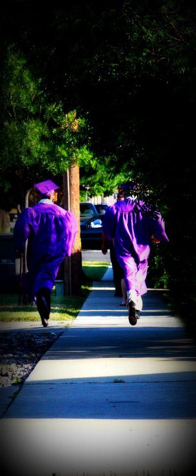 Graduation future