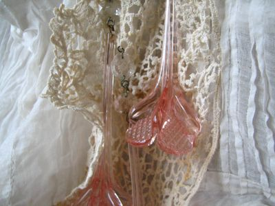 ribbons, lace, sweet things found at the brocante