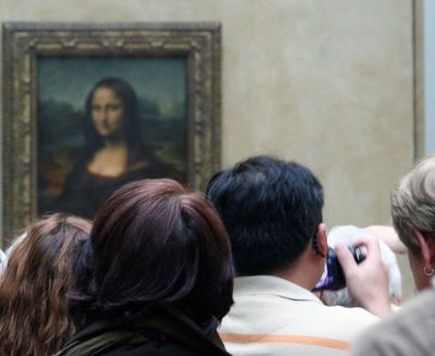 Mona-lisa's-smile