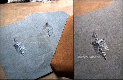 Brocante jewelry designs