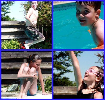 Summer fun &&