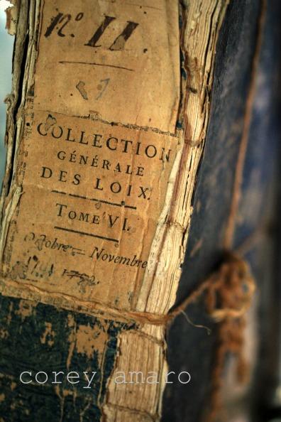 No. 11 Collection General des Loix 1741