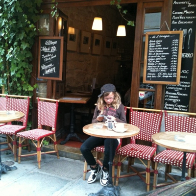 Snippets of Paris
