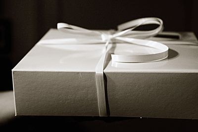 Box-wrapped