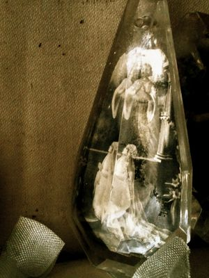 First Communion Crystal