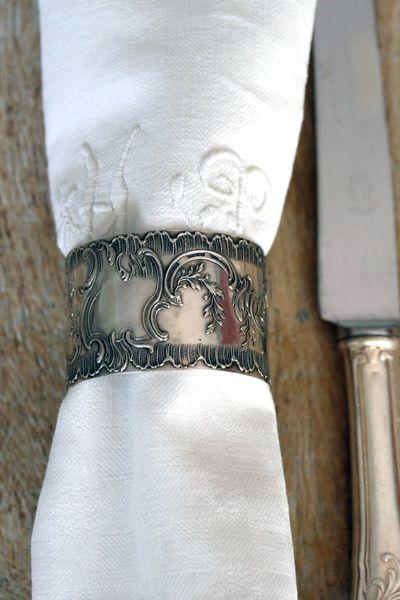 Silver-napkin-ring