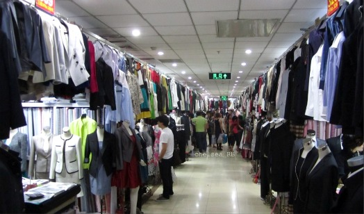 Tongue In Cheek Fabric Market Shanghai