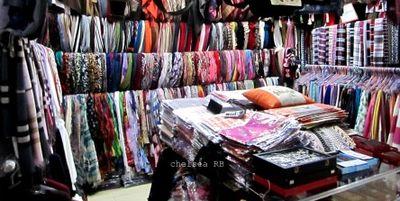Silk scraves shanghai
