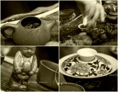 Tea in china ceremony