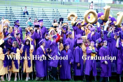 Willows high graduation 2011