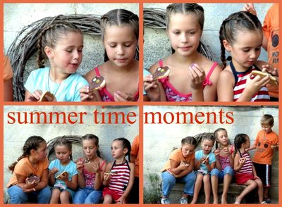 Summer time moments
