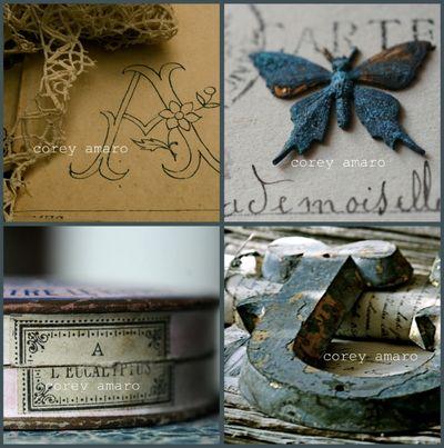 Brocante little items