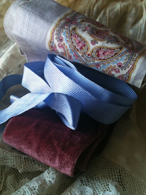 French Old Ribbons