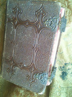 prayer book antique
