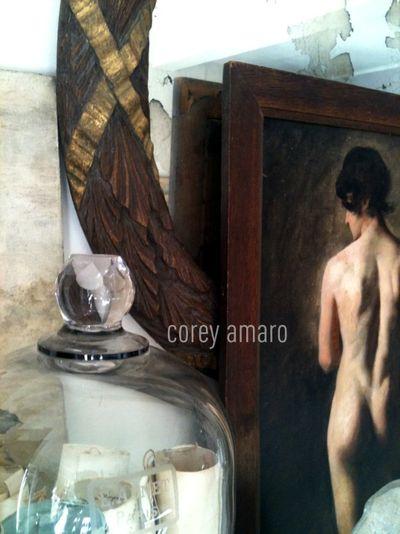 La madone painting