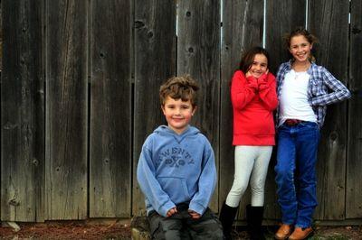 Sweetie pie cousins