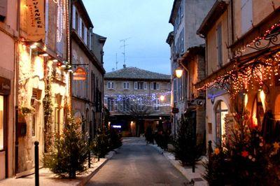 Christùas in france (street)