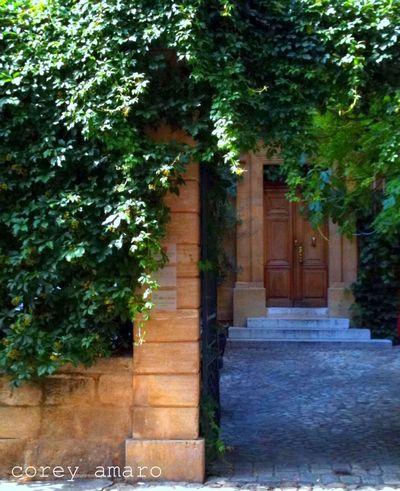 Doorway France