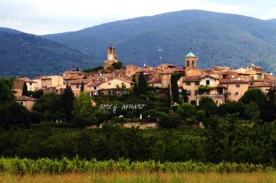 French village lourmarin