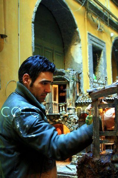 Naples,italy artist