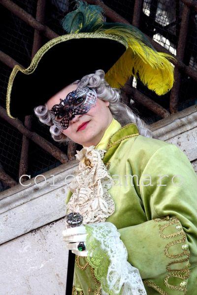 Dress up carnival venice