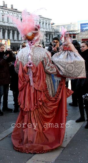 Carnival Venice details