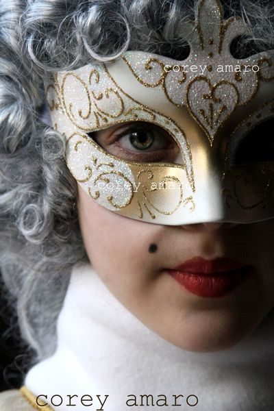 Venetian beauty carnival 2012