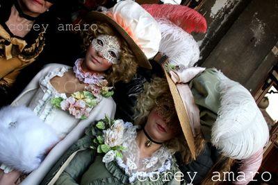 Venice costumes 2012