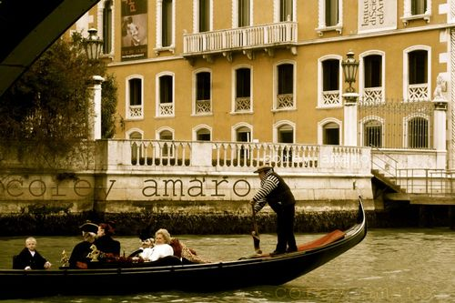 Venice canals carnival