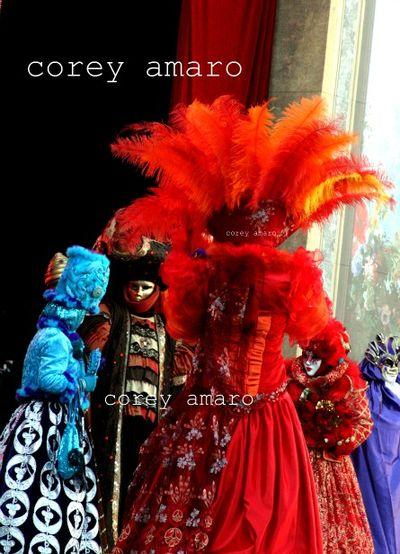 Carnival fanfare venice