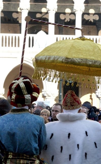 Venice 2012 carnival