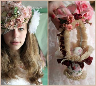 Vintage Floral Easter