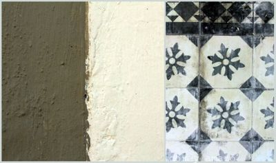 Tiles French in Mexico