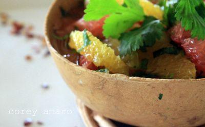 Maya fruit salad