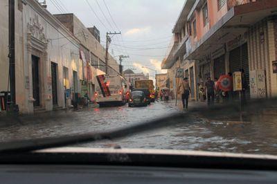 Flood-merida