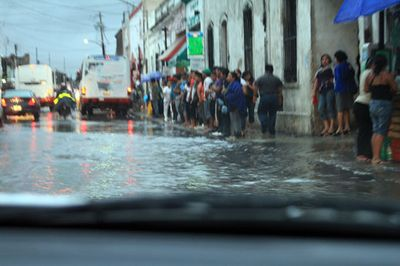 Merida-flood