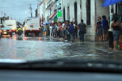 Merida-flood