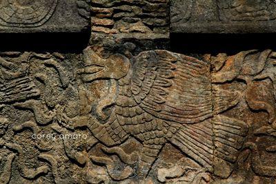 Ancient ruin mexico