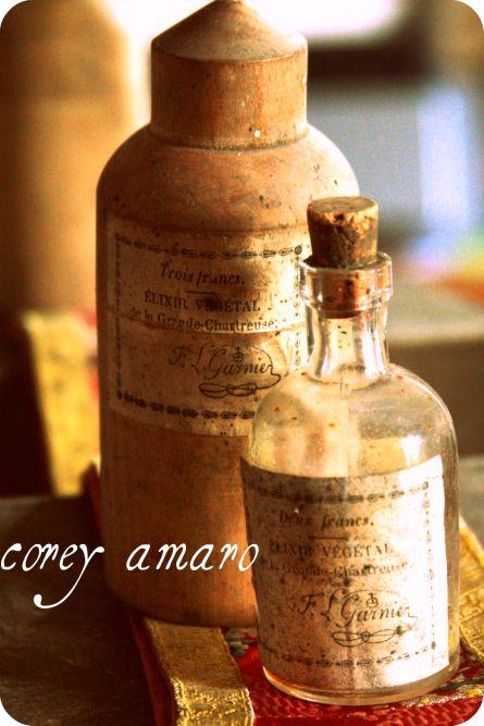 Perfume garnier