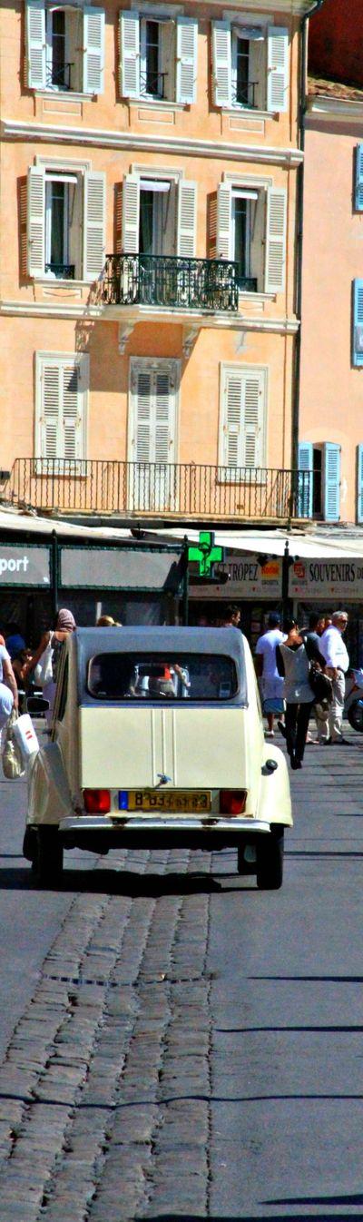 2cv St Tropez
