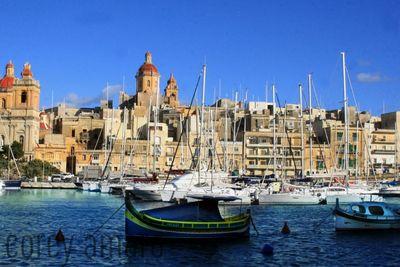 Malta the port