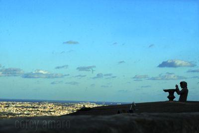 Overlooking Malta