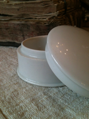 French Antique Ironstone