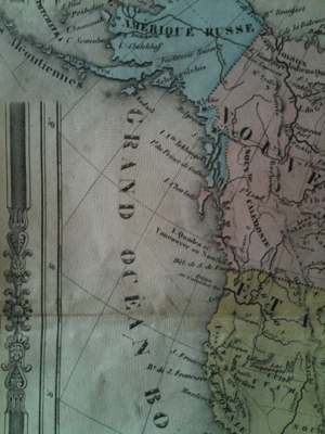 1800s Map Engravings