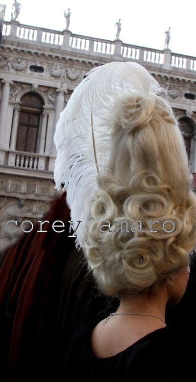 18eme style venice carnival