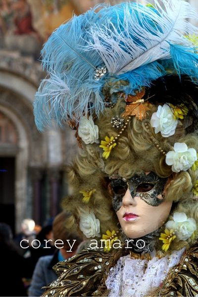 Flowers in your hair venice