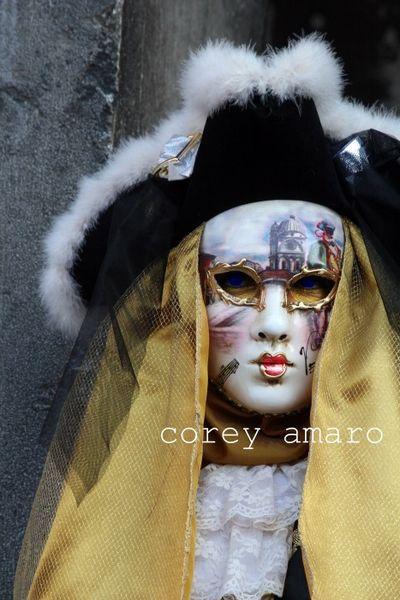 Venetian mask 2012