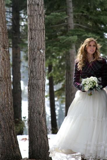 THE BRIDE SNOW